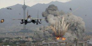 Uçaklar Gazze'yi bombaladı!