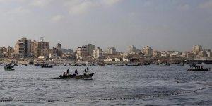 Gazze'deki Filistinli balıkçılar gözaltında!!