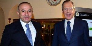 Lavrov ve Çavuşoğlu 'Suriye Zirvesi'ni' görüşecek