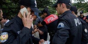 Ankara'da iki haftada bin 965 kişi yakalandı