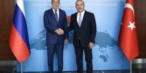 Lavrov Türk büyükelçilerle bir araya geldi