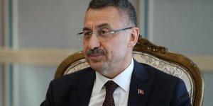 Cumhurbaşkanı Yardımcısı AK Parti'nin 17. kuruluş yıl dönümünü kutladı