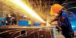 Yapılan açıklamaya göre ham çelik üretimi arttı!