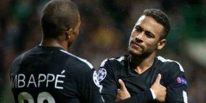 FIFA Dünya Kupası'nı kazanan Kylian Mbappe