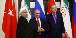 Üçlü Suriye zirvesine ilişkin açıklama!