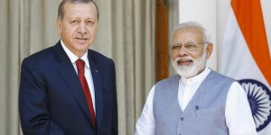 'Hindistan-Türkiye ilişkileri yükseliyor'