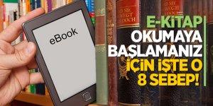 E-Kitap Okumaya Başlamanız İçin İşte o 8 Sebep!