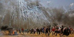 Mülteci Kampına ateş açtı bir Filistinli şehit oldu!