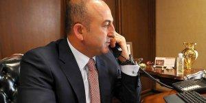 Çavuşoğlu Çinli mevkidaşıyla telefonda görüştü