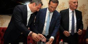'Malatyaspor-Fenerbahçe' maçı öncesi dostluk yemeği