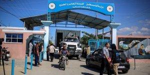"""'İsrail Gazze'yle arasındaki """"Beyt Hanun sınır kapısı'nı kapattı"""