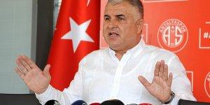 Antalyaspor'da olağanüstü genel kurul kararı açıklandı