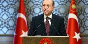 Erdoğan'dan Uras ailesine taziye telefonu