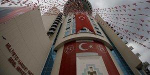 MHP'de bayramlaşma ikinci gün olacak