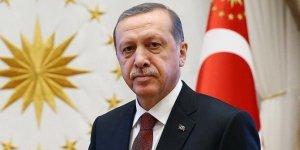 Erdoğan'dan terörle mücadele kahramanlarına kutlama