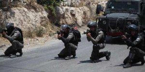 İsrail güçleri gösterilere müdahale etti! 4 kişi yaralandı