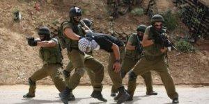 İsrail Batı Şeria'daki gösterilere müdahale etti