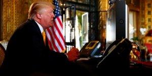 "Trump'tan ""Korku: Beyaz Saray'da Trump"" kitabına tepki"