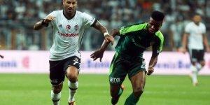 Bursaspor - Beşiktaş maçında ilk 11'ler belli