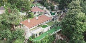Adnan Oktar'ın Boğaz manzaralı lüks villasına yıkım