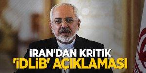 Son Dakika...İran'dan kritik 'İdlib' açıklaması
