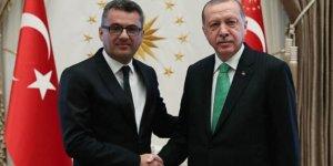 Başkan Erdoğan KKTC Başbakanı Erhürman'ı kabul etti!