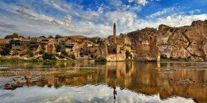 Hasankeyf'teki tarihi eserler bir bir taşınıyor!