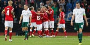 Danimarka, konuk ettiği Galler'i 2-0 mağlup etti!