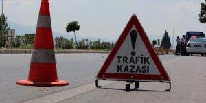 Tokat'ta yaşanan korkunç kazada; 1 ölü 3 yaralı!