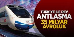 Türkiye ile Dev Antlaşma: 35 milyar avroluk