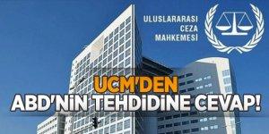 UCM'den ABD'nin tehdidine cevap!