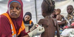 'Her 5 saniyede bir çocuk açlıktan ölüyor!'