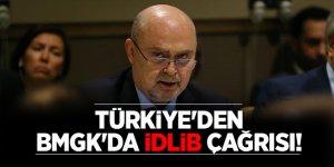 Türkiye'den BMGK'da İdlib çağrısı!