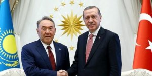 Nazarbayev Türkiye'ye resmi ziyarette bulunacak!