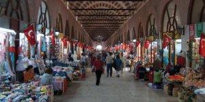 Mimar Sinan'ın emaneti Alipaşa Çarşısı'na yoğun ilgi!
