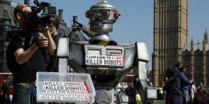 Parlamento 'katil robotları' yasakladı