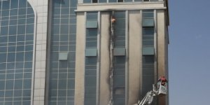 Ankara'da kapatılan FETÖ yurdunda yangın!