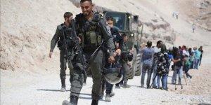 İsrail güçlerinin müdahalesinde 3 kişi yaralandı!