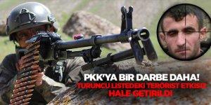 Son Dakika! PKK'ya bir darbe daha..