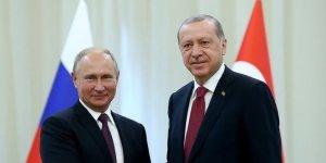 Erdoğan: Dünyanın gözü bugün Soçi'de