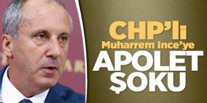CHP'li Muharrem İnce'ye şok! Soruşturma başlatıldı