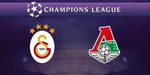 Galatasaray-Lokomotiv Moskova maçın  kanalı belli oldu!