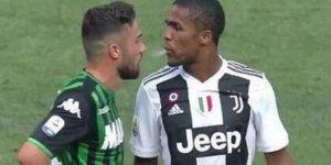 Costa'ya 4 maç ceza verildi!