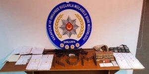 Şanlıurfa Viranşehir'de  tefecilik operasyonu: 15 gözaltı
