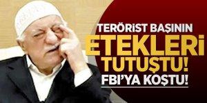 Terörist başının etekleri tutuştu! FBI'ya koştu
