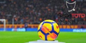 Süper Lig'de perde açılıyor...