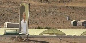 PKK'ya bağlı YBŞ'li teröristler görüntülendi!