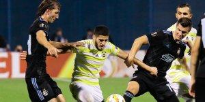 Sarı Kanarya ağır yaralı: 4-1