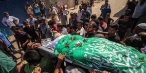 Gazze Sağlık Bakanlığı açıkladı: 32'si çocuk 183 Filistinli şehit oldu