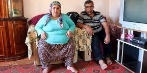 Fazla kilolarından dolayı hastalıklar peşini bırakmıyor